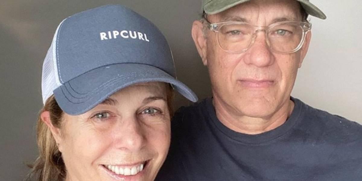 Tom Hanks y su esposa fueron dados de alta en Australia tras recuperarse del coronavirus