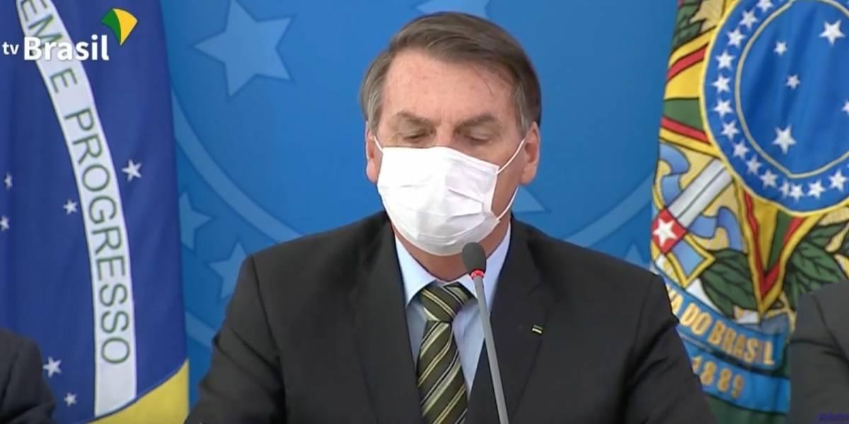 Bolsonaro nega que haja hospitais lotados no Brasil: 'não é tudo isso'