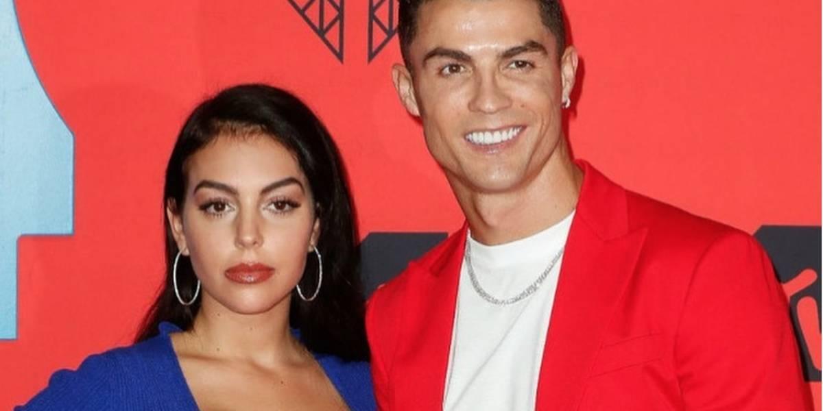 Georgina Rodríguez, esposa de Cristiano Ronaldo, es acusada de romper la cuarentena para ir a tienda de ropa