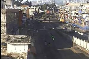 Controles vehiculares en Quito tras restricción. Hoy sí habrá sanciones