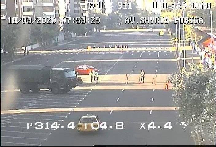 Controles vehiculares en Quito tras restricción. Hoy sí habrá sanciones ECU 911