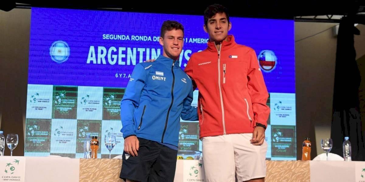 Chile y Argentina se unen por la ensalada de calendario que tiene a la Copa Davis en el medio