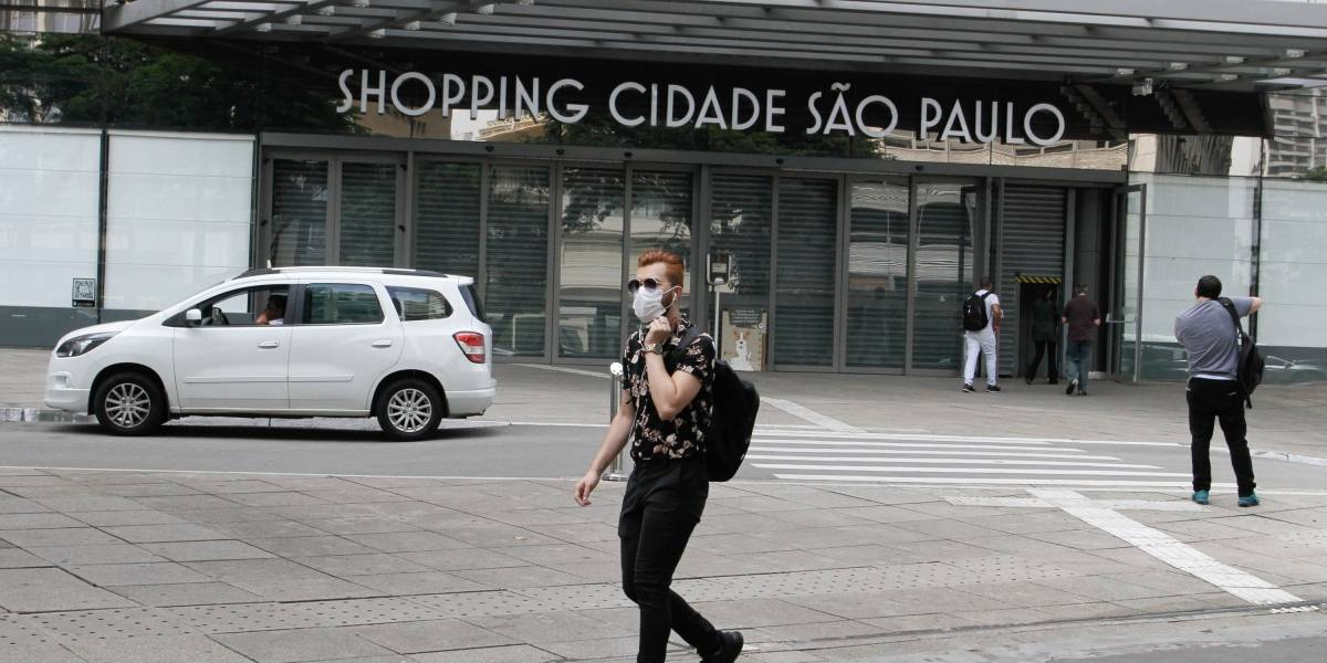 Estado de SP tem 32 shoppings reabertos, todos no interior
