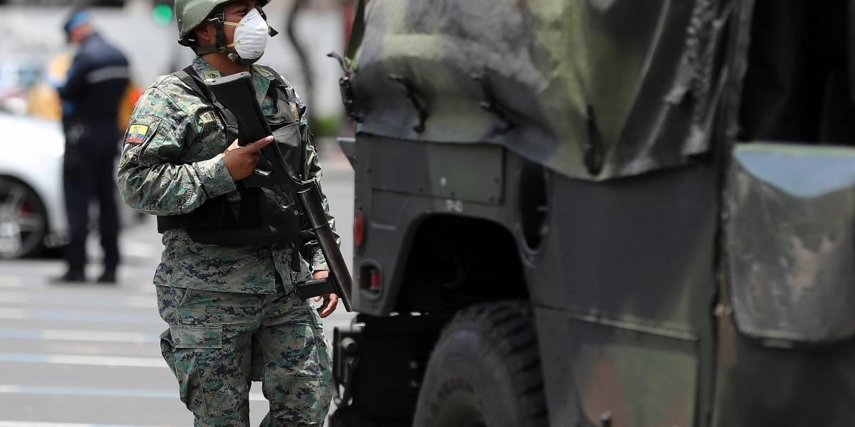 Lenín Moreno amplía toque de queda desde las 14:00 en todo el territorio nacional