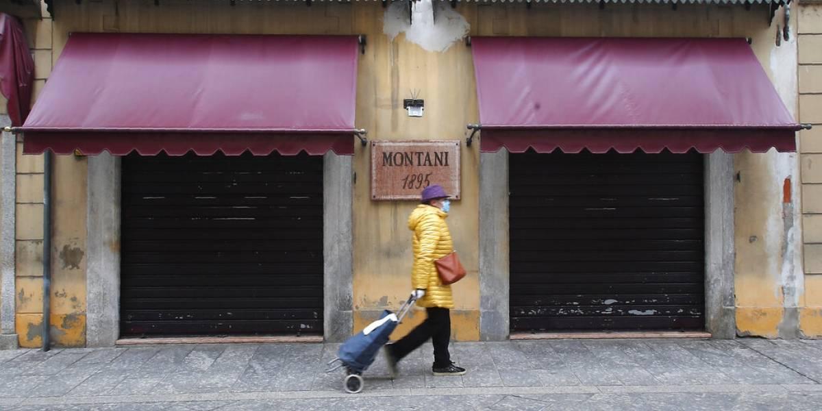 Italia supera oficialmente a China como el país con más muertes por COVID-19