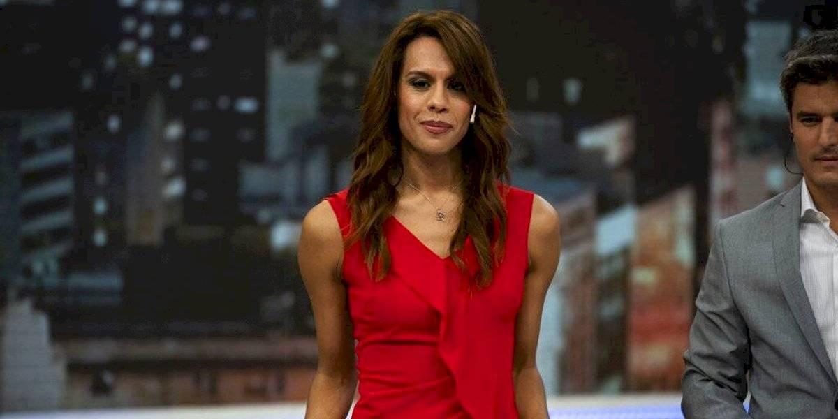 ¿Y nosotros cuándo? TV argentina tiene nueva presentadora transgénero