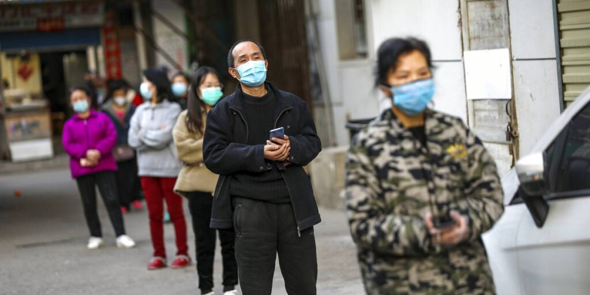 Por primera vez desde el inicio del brote: Wuhan no reporta ningún caso nuevo de coronavirus