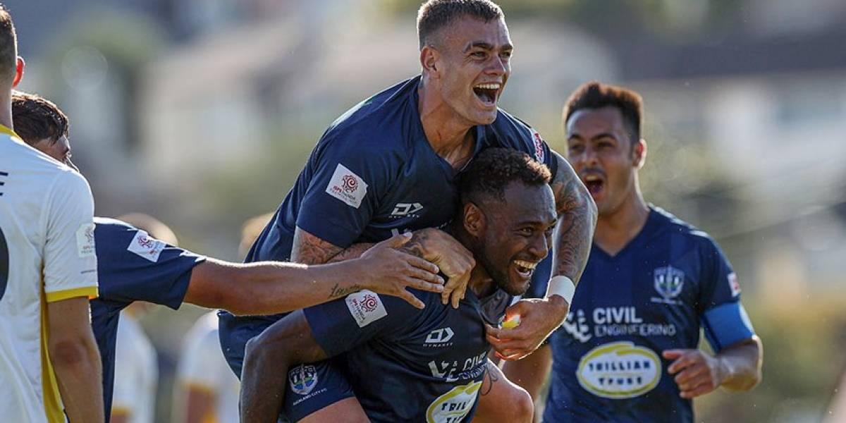 Coronavirus obliga a cancelar la liga de Nueva Zelanda y declaran al nuevo campeón