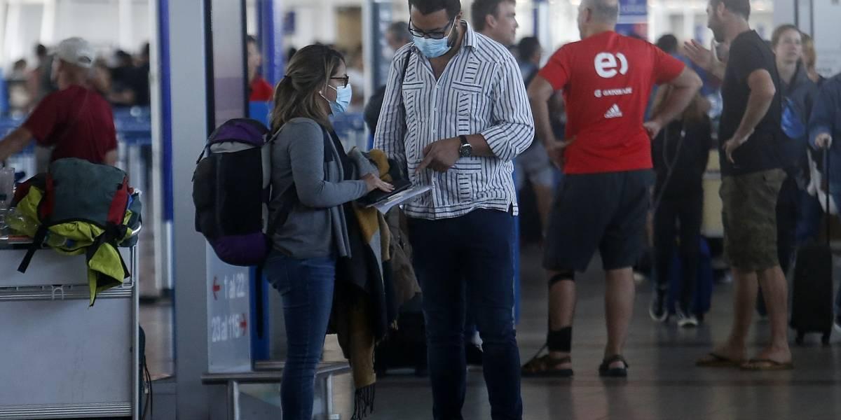 Coronavirus: Cancillería confirmó nuevos vuelos para repatriar a chilenos