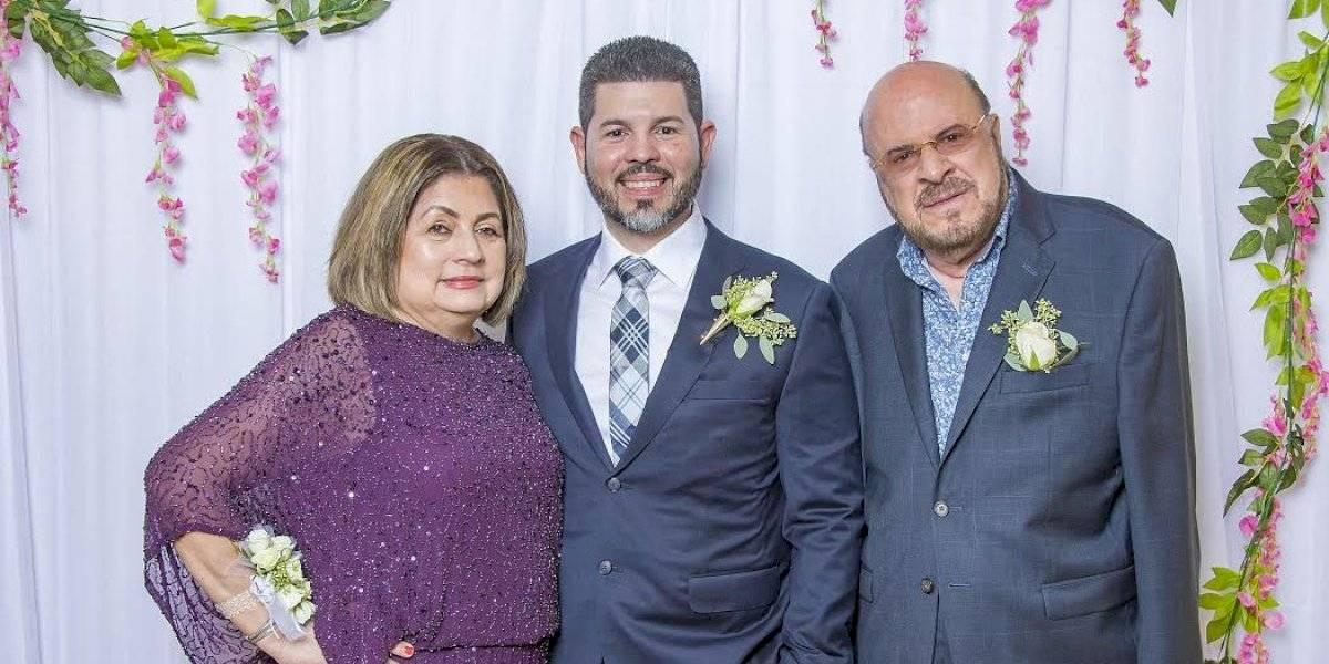 Hijo de conocido productor puertorriqueño da la batalla contra el Coronavirus