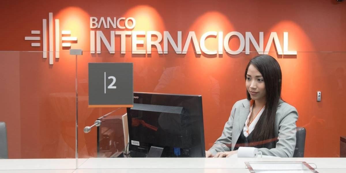 Banco Internacional aplazará pagos y atenderá refinanciamientos