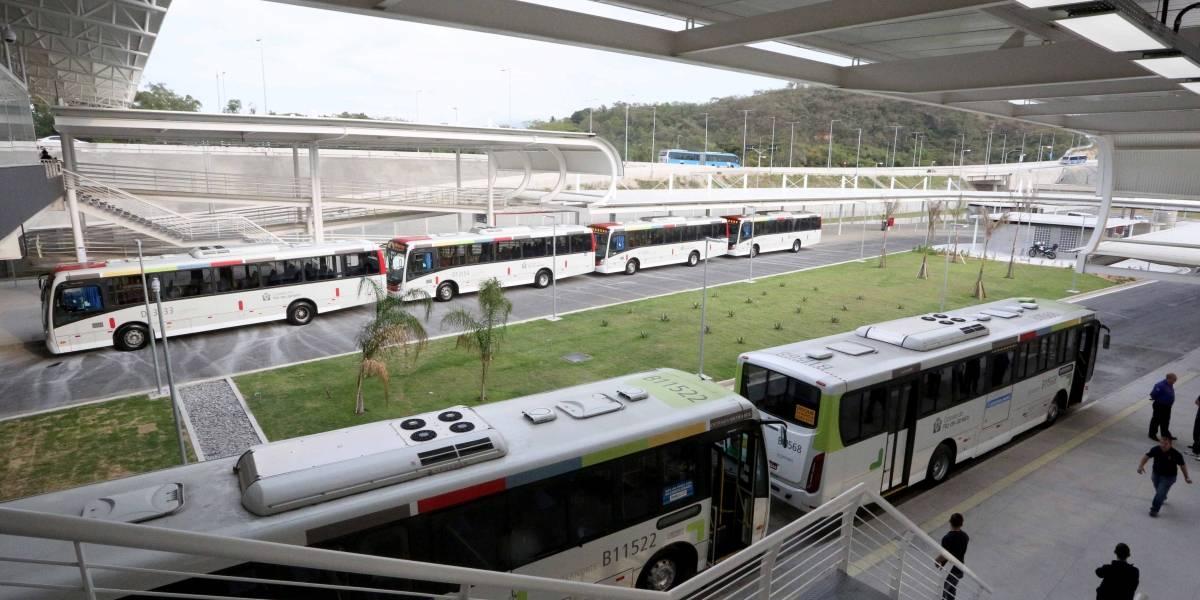 Prefeitura do Rio pode suspender BRT