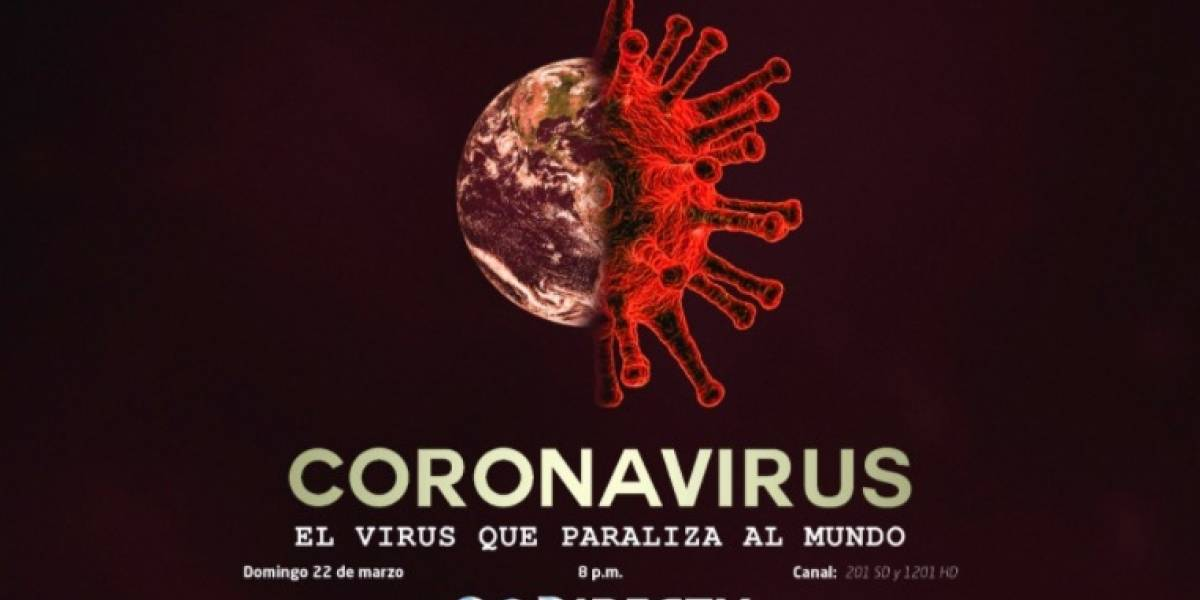 Un documental crudo y real sobre el coronavirus llega a OnDIRECTV