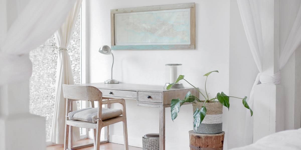Decoração: ideias para criar um home office simples durante a quarentena