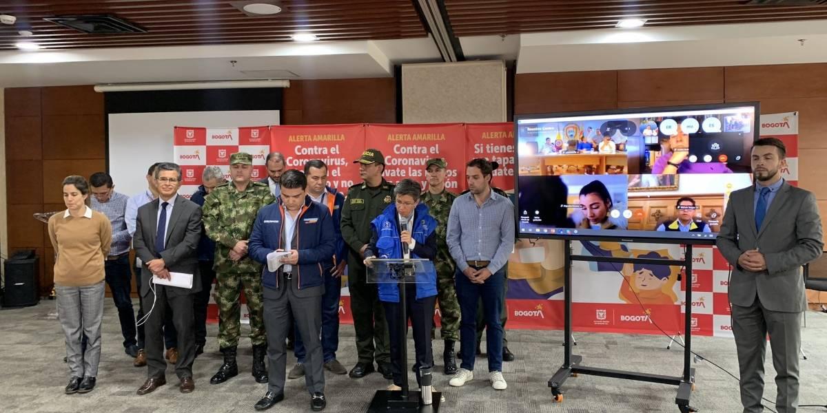 Todo lo que debe saber sobre el simulacro de cuarentena en Bogotá y Cundinamarca