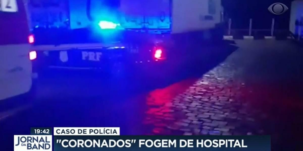 Pacientes com coronavírus fogem de hospitais, furam quarentena e viram caso de polícia no Brasil