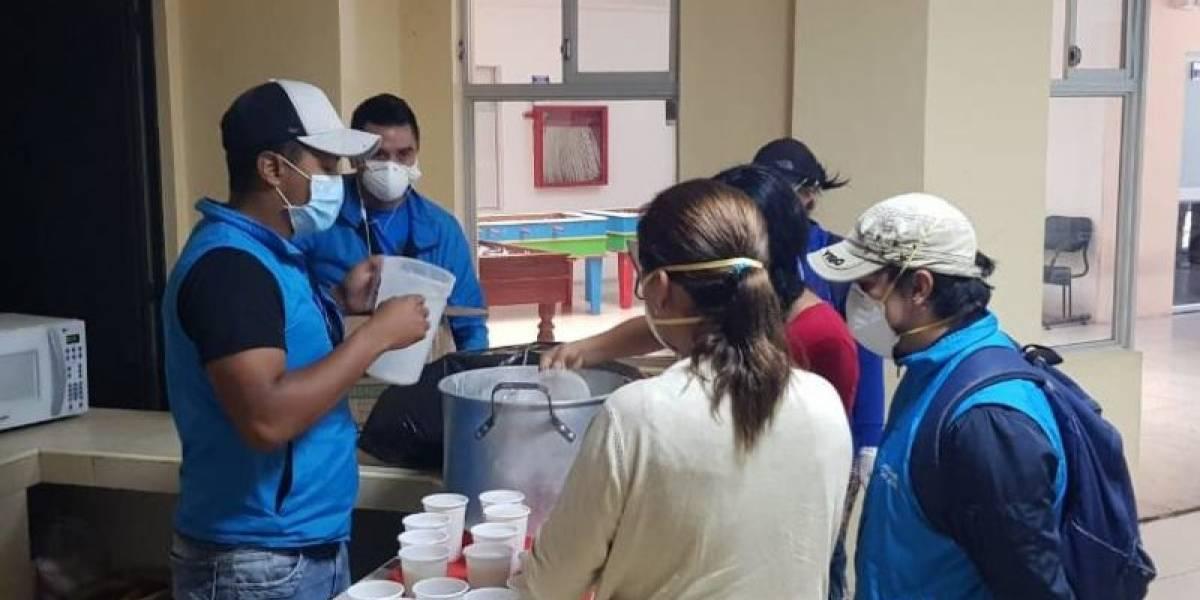 90 mil kits de alimentación serán entregados a familias más necesitadas de Quito