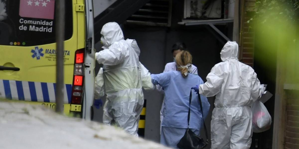 Más de 68 mil muertos por coronavirus en el mundo, según nuevo balance