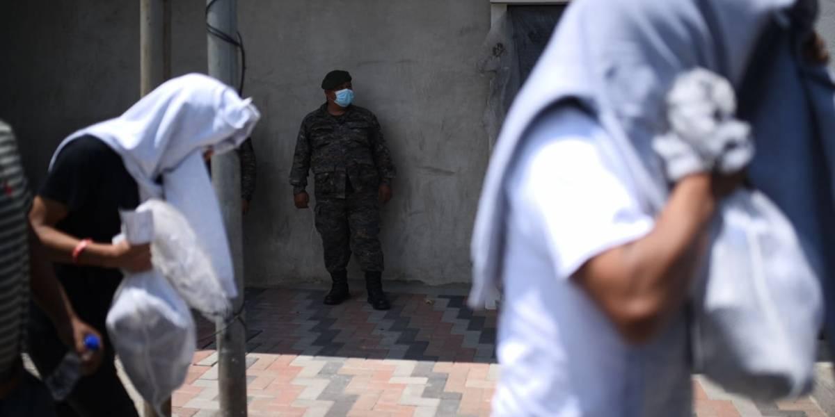 Iglesias de México, Honduras y Guatemala piden detener deportaciones por coronavirus
