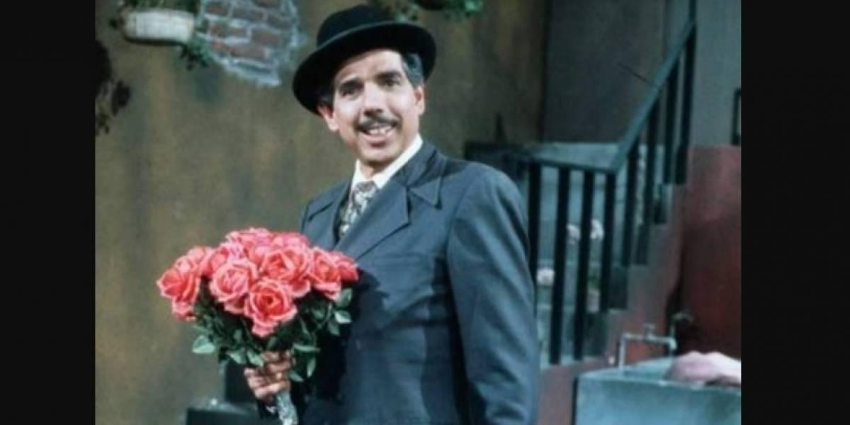 ¿El profesor Jirafales era casado? La foto que revela que Doña Florinda sería su amante