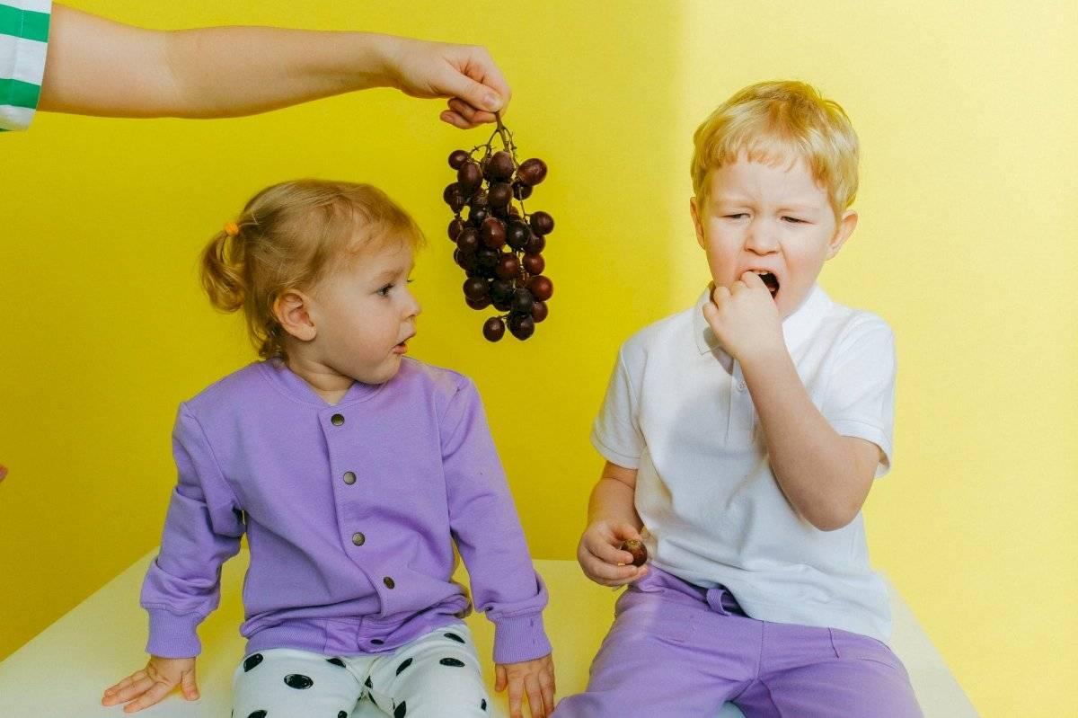 Las uvas contienen nutrientes importantes para nuestro organismo