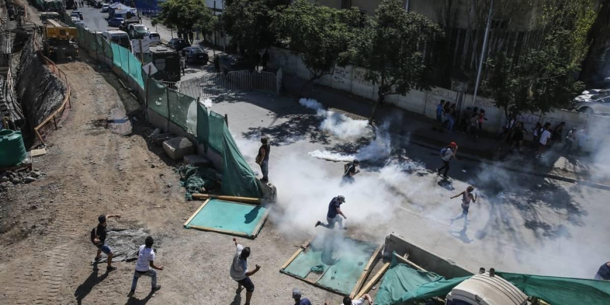 VIDEO. Reos transmiten en vivo intento de fuga en cárcel de Chile