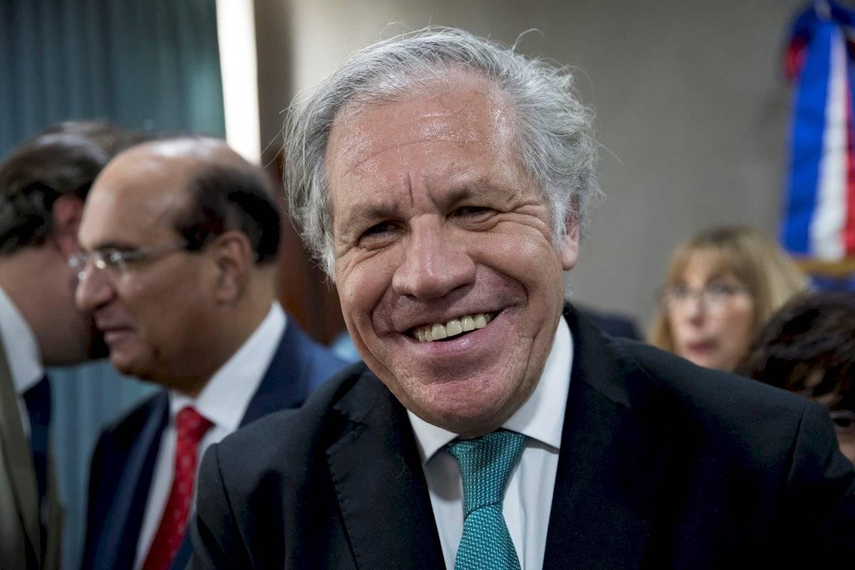 Luis Almagro le gana a María Fernanda Espinosa en cargo en la OEA EFE