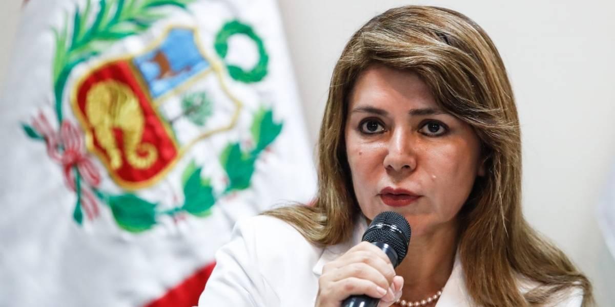 Fulminante destitución de ministra de Salud de Perú en plena crisis del coronavirus