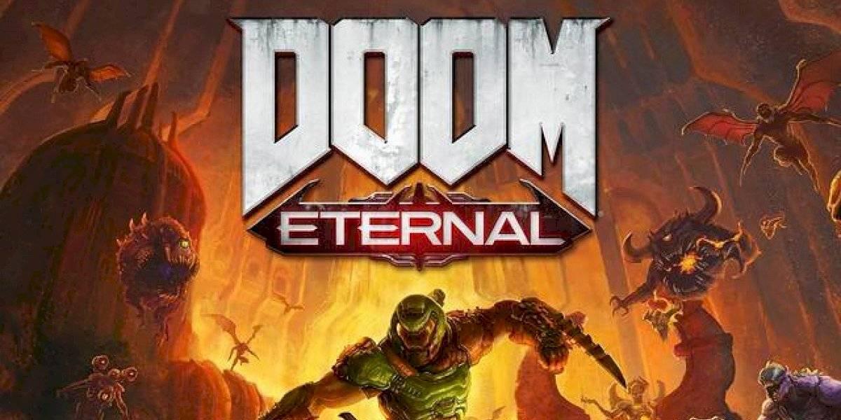 Game Doom Eternal chega nesta sexta-feira para PlayStation 4