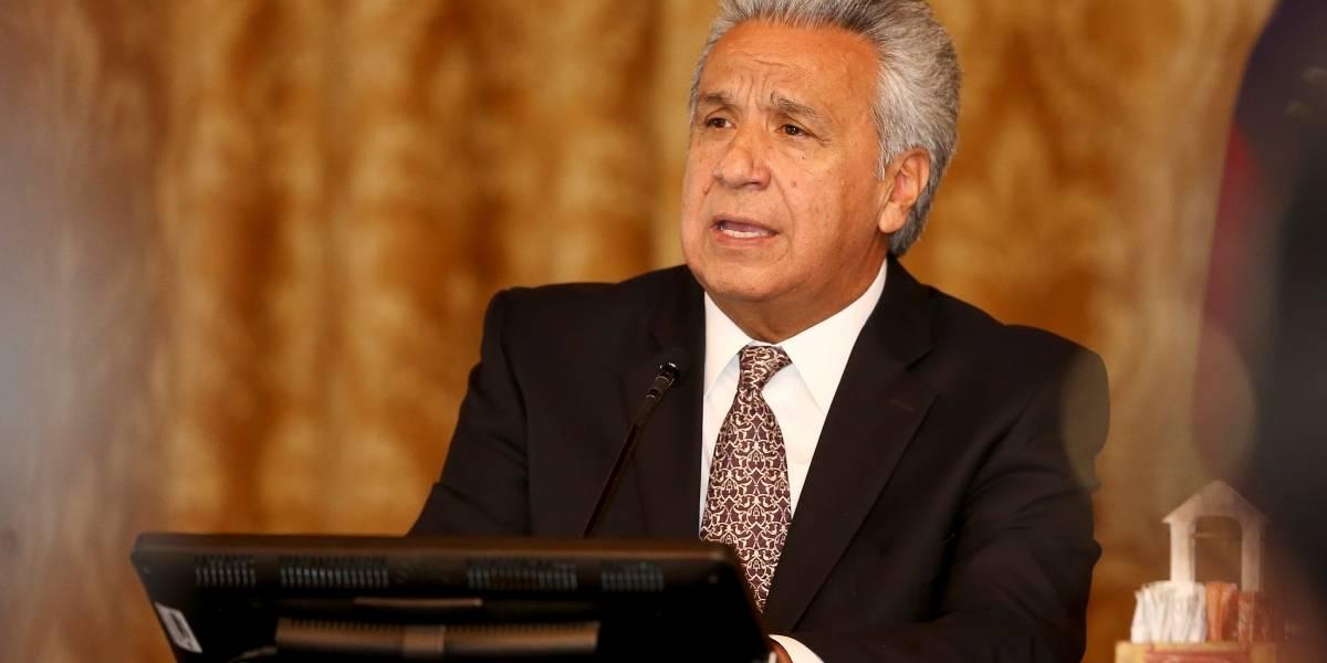Lenín Moreno se pronuncia tras detención del asambleísta Daniel Mendoza