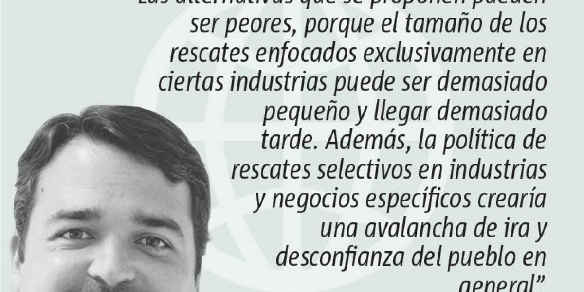 """Opinión de Alejandro Figueroa: """"Economía Pos-COVID-19"""""""