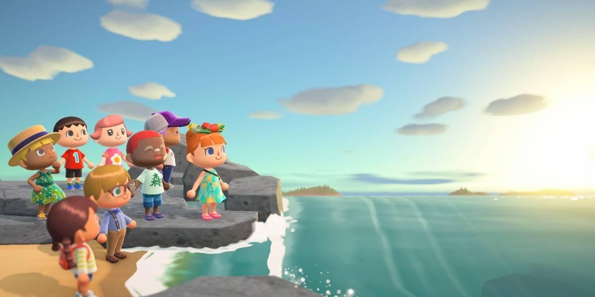 Transforme uma ilha deserta em uma comunidade em 'Animal Crossing: New Horizons'