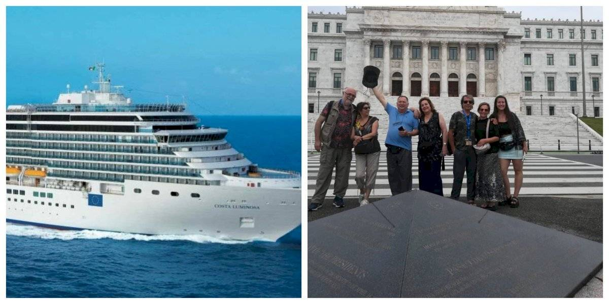 El sueño de sus vidas que terminó en pesadilla: chilenos atrapados en crucero por coronavirus