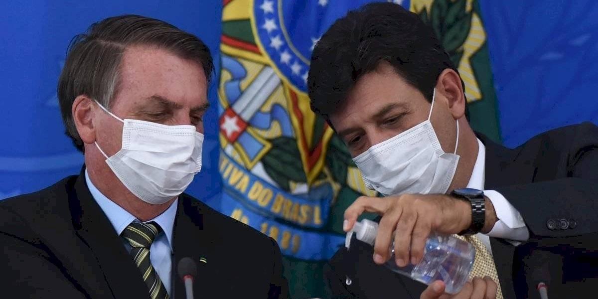 """""""Tengo que estar en el frente de la batalla"""": luego de desestimar la gravedad del coronavirus, ahora Bolsonaro dice ser el líder contra la pandemia"""