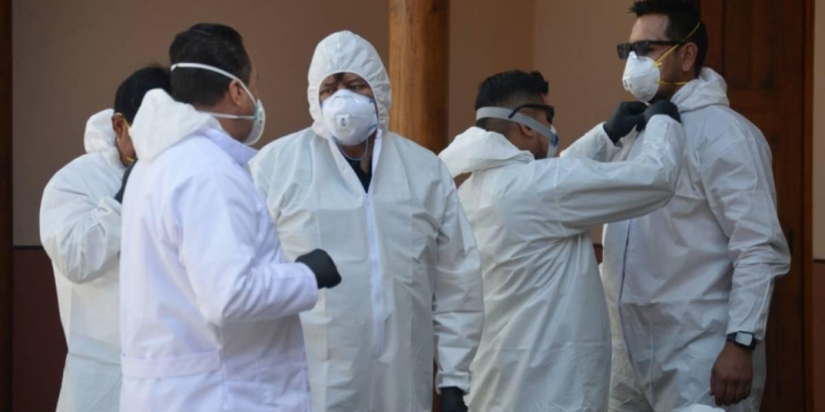 Ecuador está en fase 3 de coronavirus, es decir hay contagio comunitario