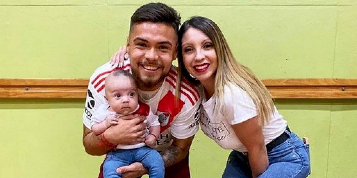 """Cuarentena obligatoria en Argentina deja a Paulo Díaz separado de su hijo recién nacido: """"Todo sea por el bien del niño"""""""