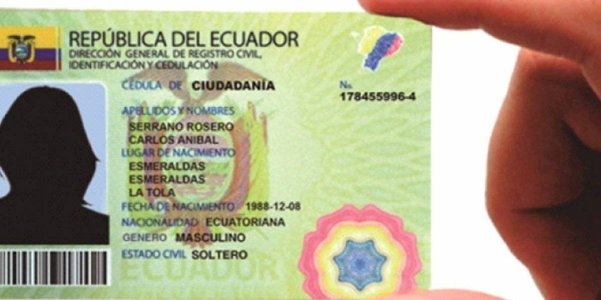 Coronavirus en Ecuador: ¿qué pasará con las cédulas próximas a caducarse?