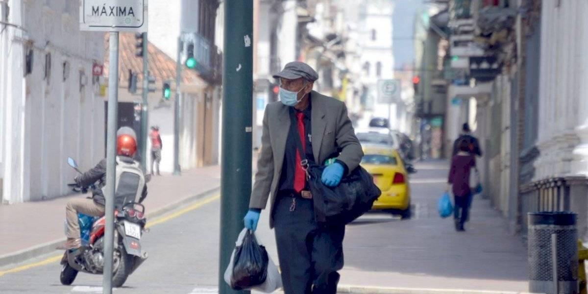 ¿Crecerá exponencialmente el número de contagiados por coronavirus en Ecuador?