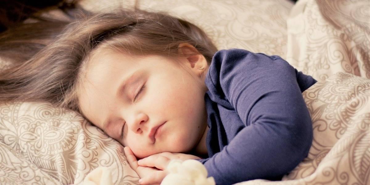 É de pequeno que se aprende a dormir