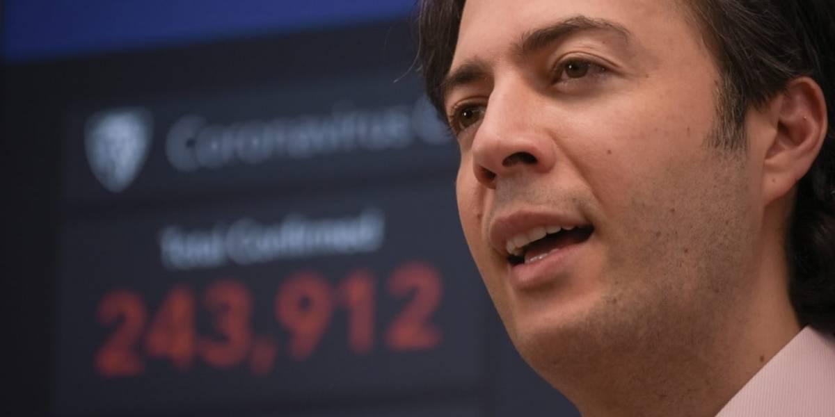 Alcalde de Medellín será examinado luego del positivo por coronavirus del secretario de Movilidad