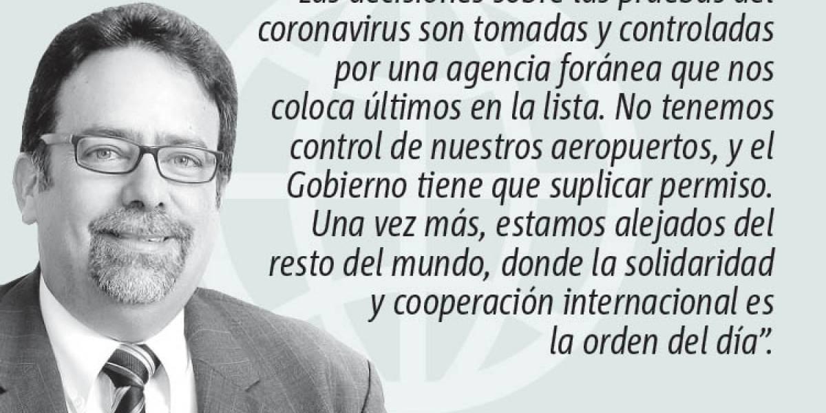 """Opinión de Denis Márquez: """"Reflexiones ante otra crisis"""""""