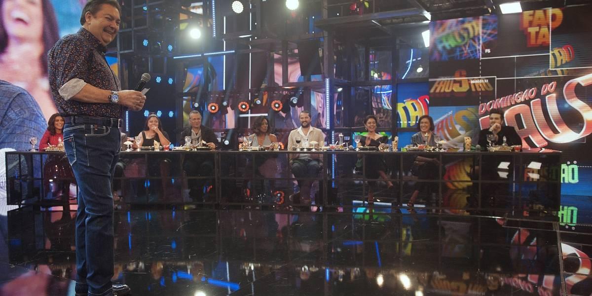Faustão convence Globo a reprisar programas durante crise do coronavírus