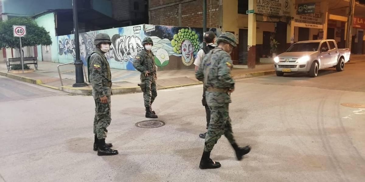 Cuatro miembros de las Fuerzas Armadas fueron contagiados con coronavirus