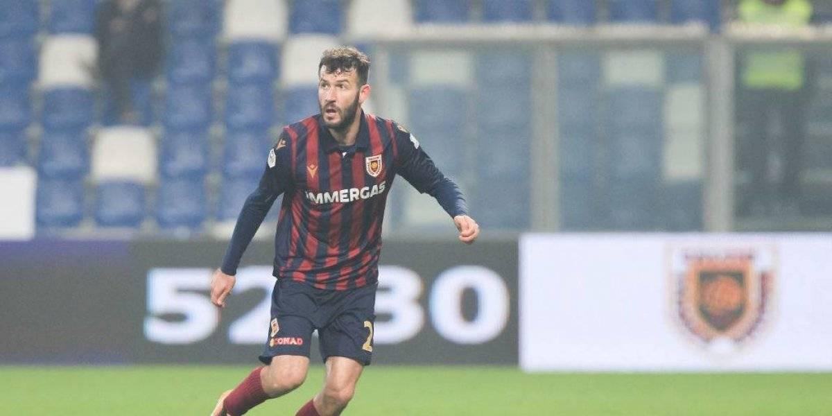 """Futbolista italiano con coronavirus cuenta sus síntomas claves: """"Tenía fiebre, dolor de cabeza y me ardían los ojos"""""""