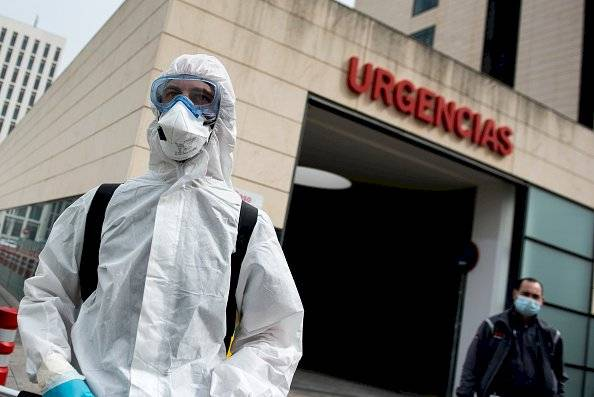 GETTY España coronavirus