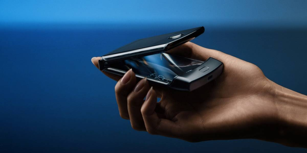 Llega actualización de Android 10 a Motorola Razr