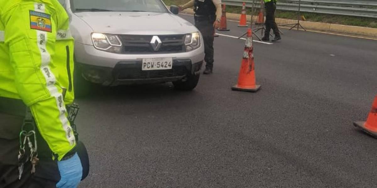 Coronavirus en Ecuador: Seis policías dieron positivo con COVID-19