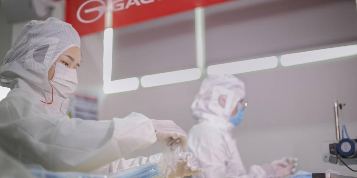 GAC Group produce 250 mil mascarillas al día para donación