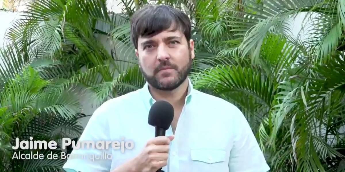 Alcalde de Barranquilla decreta que ciudadanos no pueden estar en la calle contra Covid-19