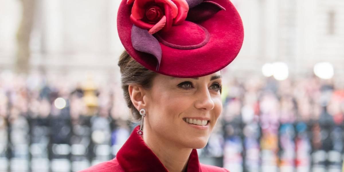 Este era o estilo de Kate Middleton antes de entrar para a realeza